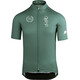 assos FORTONI Bike Jersey Shortsleeve Men green/black